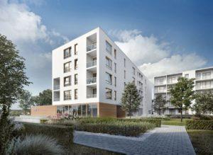 Nowe inwestycje mieszkaniowe INPRO